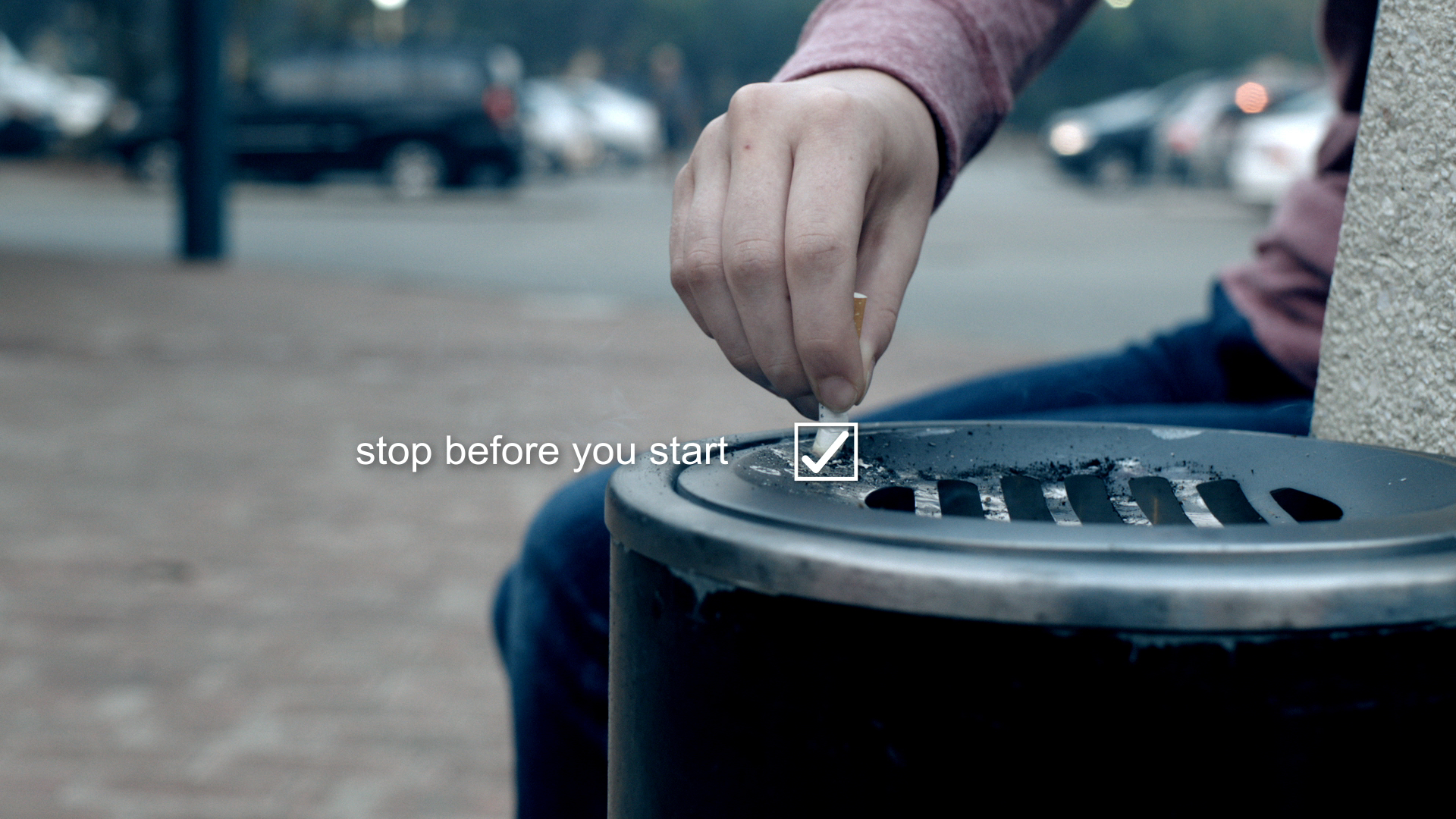 Stop Before You Start